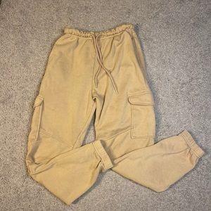 Cargo Styled Sweatpants